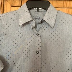 Fox Croft Wrinkle Free blouse